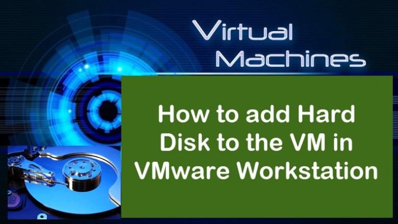 VM-Disk