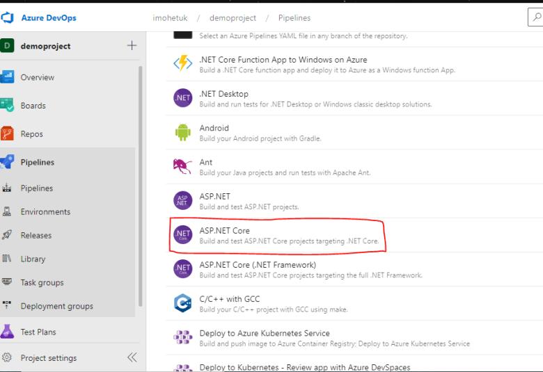 ASP-dotnet-app