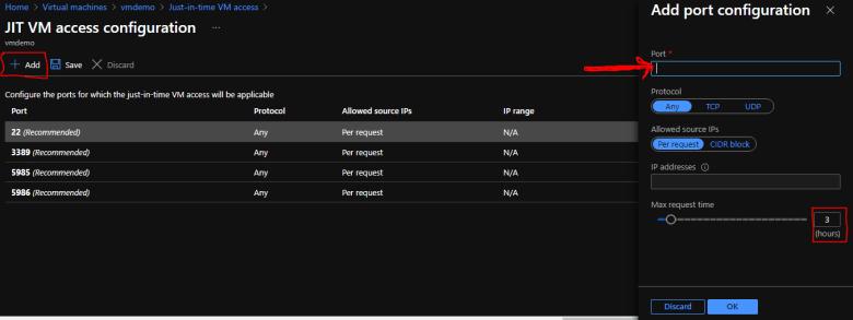 Add-Custom-Port-to-JIT