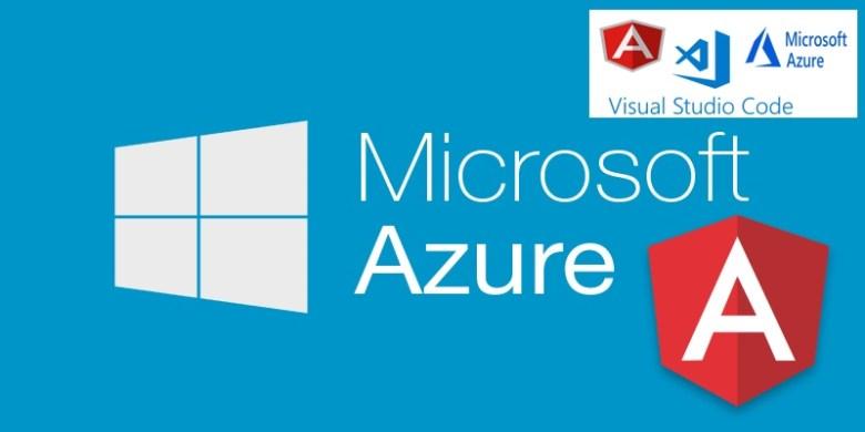 Angular-Azure