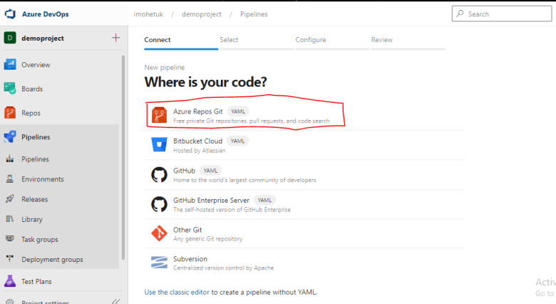 Where-is-your-code-screen