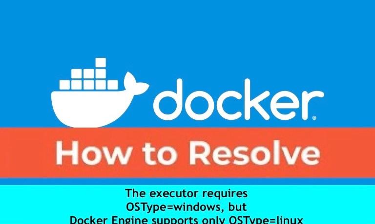 Docker-OSTypelinux