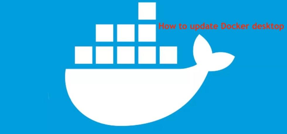 update-Docker-desktop