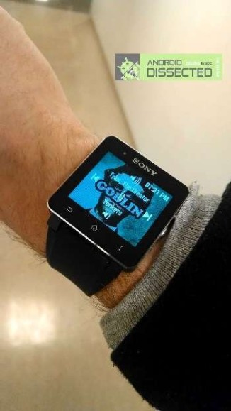 Smartwatch2 SmartMote