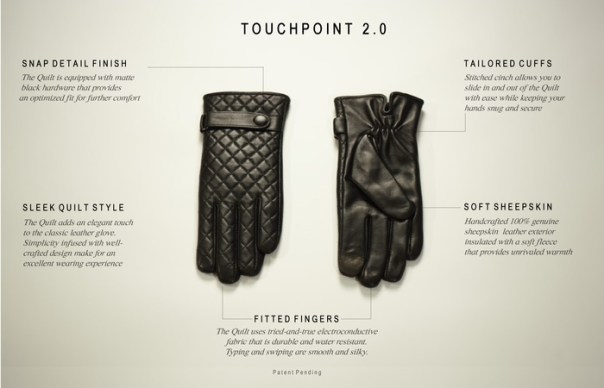 Touchpoint 2 Quilt