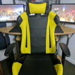 Small Gaming Chair Antique Wooden Dining Styles Review Opseat Master Series Techdissected