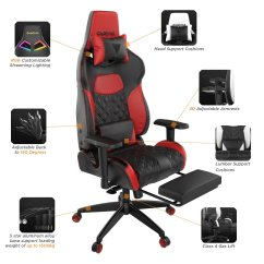 Gamer Chair Accessories Contemporary Dining Review Gamdias Achilles P1 Gaming Techdissected