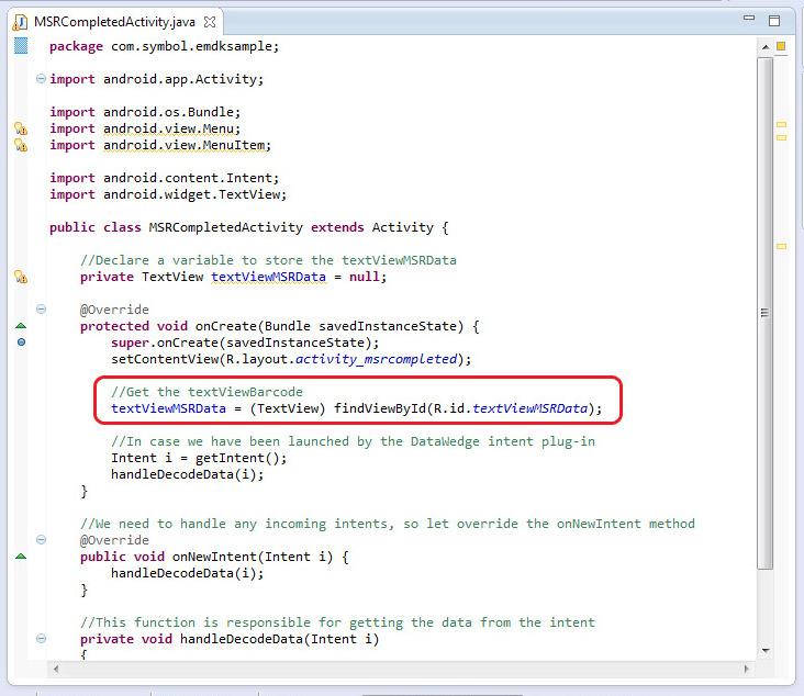 Using Multiple Data Capture Profiles - Zebra Technologies Techdocs