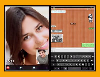افضل تطبيقات الدردشة الخاصة بمكالمات الفيديو