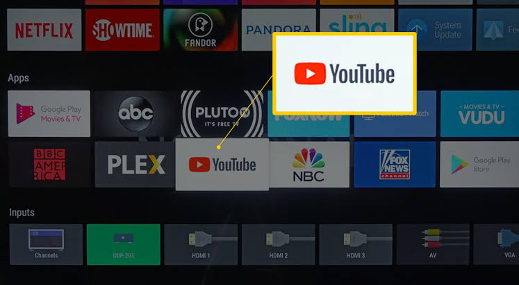Smart TVs and youtube