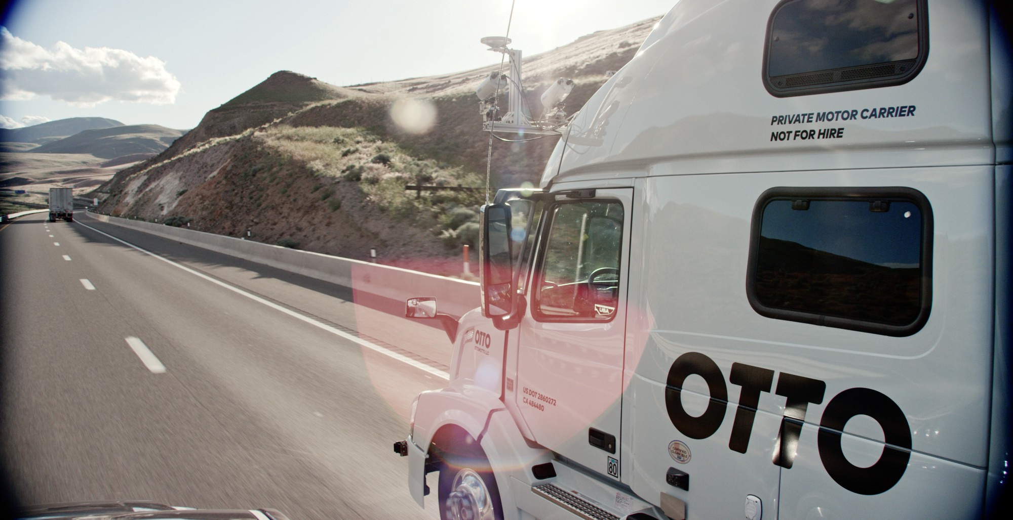 Uber is acquiring Otto, a startup focused on the automation of America's 4.3 million commercial trucks