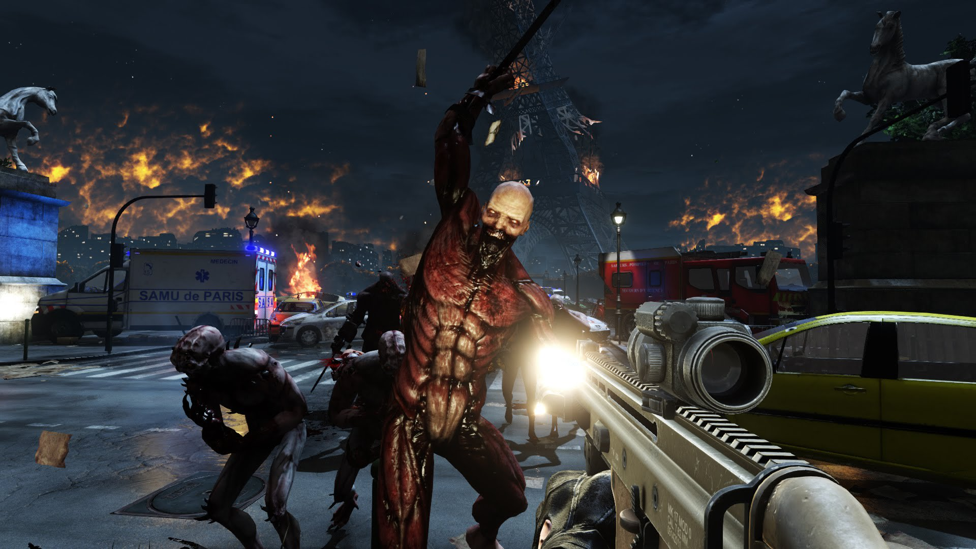 Killing Floor 2 Will Run at 1800p on Xbox One X