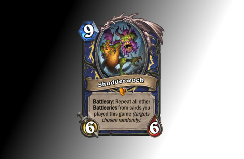 'Hearthstone's first big expansion of 2018, 'Witchwood,' is live
