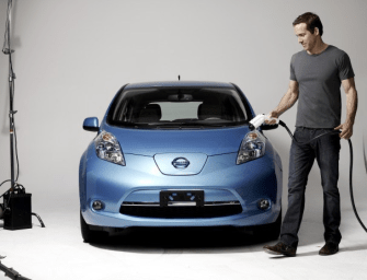 Nissan On Track To Beat 2020 EV Sales Target