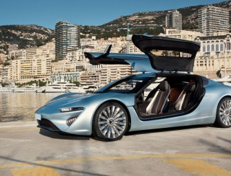 Forget Tesla and Batteries, This Salt Water Powered Car Gets Approval