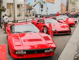 FERRARI MARKS ITS 60TH ANNIVERSARY