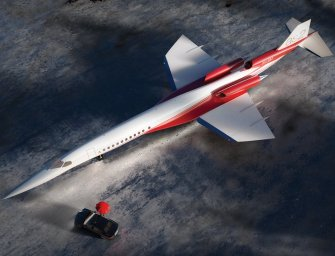 Supersonic Business Jets: Who Will Get There First?