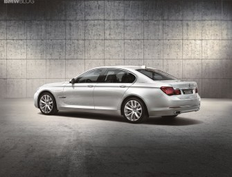 BMW Makes Limited-Editon ActiveHybrid 7-Series For Japan