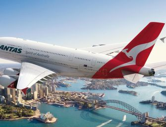 Qantas Debuts World's Longest Flight