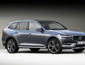 The Volvo XC90: We're Back!