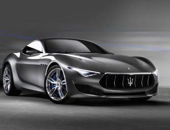 Maserati To Introduce Alfieri Concept