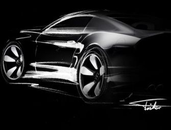 "Fisker ""Rocket"" Muscle Car Set For LA Show"