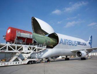 Airbus Building New Beluga Transport Planes