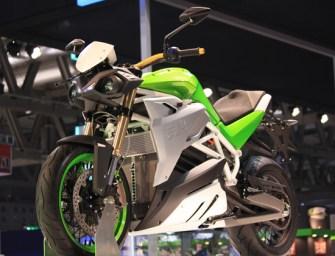 Energica Eva- Electric Naked Motorcycle