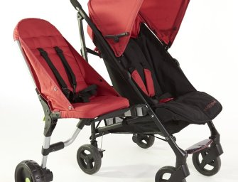 Tech-In-Motion | An Ingenious Sidecar To A Stroller