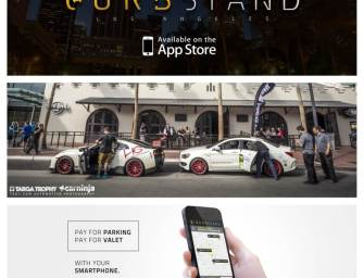 CurbStand Lets You Pay For Parking Before You Hit The Road