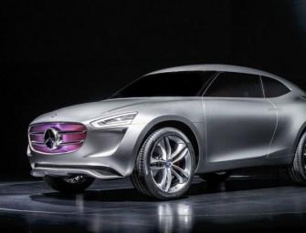 Mercedes-Benz G-Code Is A Hydrogen SUV