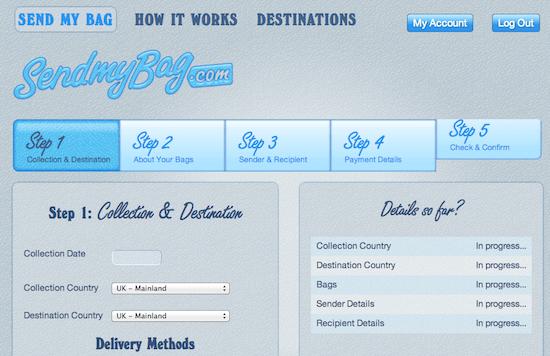 SendmyBag-Baggage-management-startup