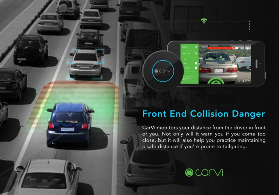CarVi_Front End Collision Prevention
