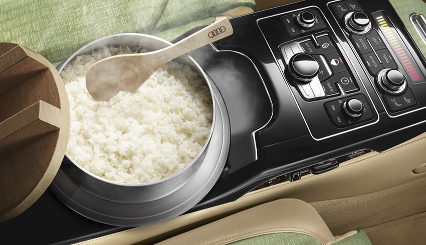 audi-a8-gets-built-in-rice-cooker-in-japan-for-healthy-eating-on-the-go_4