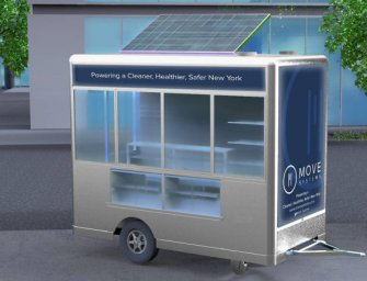 500 Solar-Powered Food Carts To Hit New York Streets This Summer