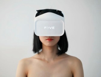 FOVE- The World's First Eye Tracking VR Headset