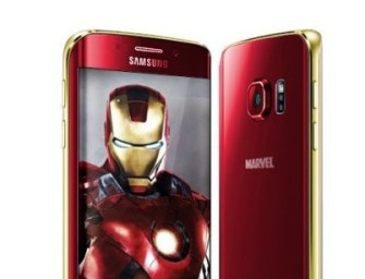 Keep Posted for the Iron Man Edition Galaxy S6
