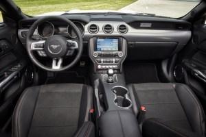 Ford Mustang California Special - Interior