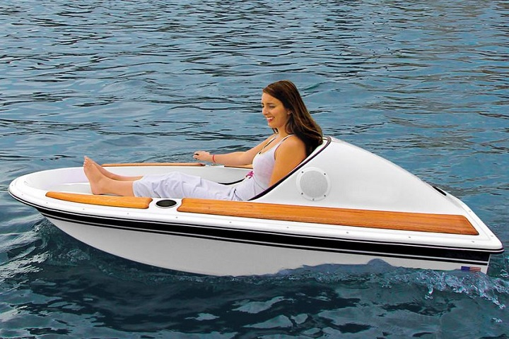 Personal-Electric-Boat