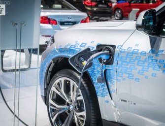 BMW Is Reportedly Planning An I-Branded Electric SUV To Take On Tesla Model X