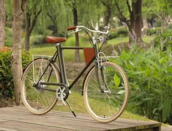 Welcome Vela, A Beautiful Vintage E-Bike Under $800