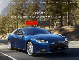 New Ludicrous Mode On Tesla Makes The Car Goes From 0 To 60 In 2.8 Seconds