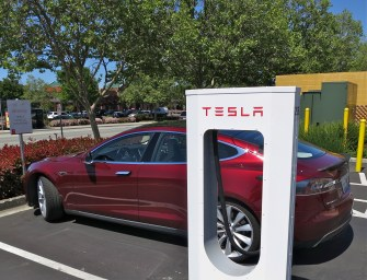 Tesla Has Started Rolling Out Next-Generation Liquid-Cooled Superchargers