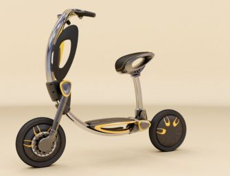 Electric Scooter Maker INU Opens Office In Silicon Valley