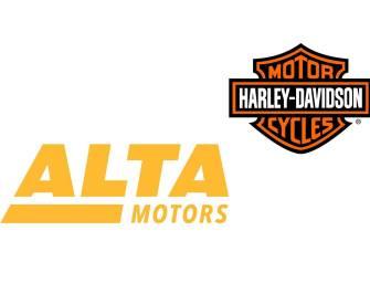 Harley-Davidson invests in EV motorcycle startup Alta Motors
