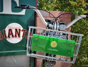 Limebike Is Teaming Up With the SF Giants This Spring Training Season