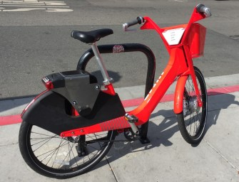 These Dockless Bikes are Hitting the Streets of San Francisco