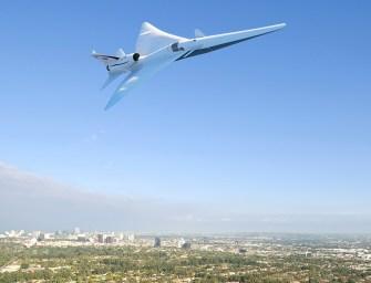 NASA, Lockheed Martin To Build Supersonic Jet