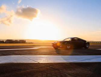 Meet Miss R: The world's First On And Off Road All-Electric Supercar