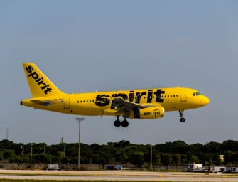 Low-Cost Airline Spirit To Offer In-Flight WiFi